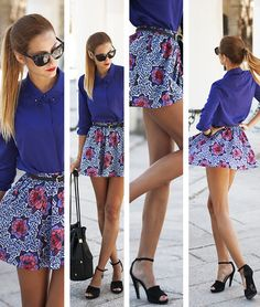 fun outfit! Would be perfect for a weekend brunch!