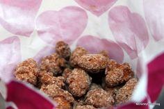 Recipe: Glazed Almonds from Walt Disney World #Disney #Recipe
