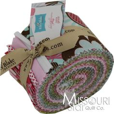Dainty Blossoms Jelly Roll from Missouri Star Quilt Co