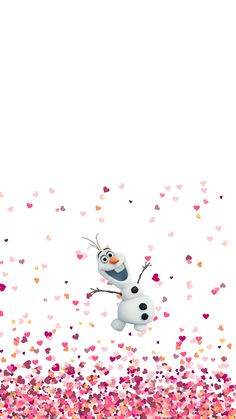 Cartoon Wallpaper Iphone, Funny Iphone Wallpaper, Disney Phone Wallpaper, Cute Cartoon Wallpapers, Cute Wallpaper Backgrounds, Disney Olaf, Disney Art, Frozen 2 Wallpaper, Disney Phone Backgrounds