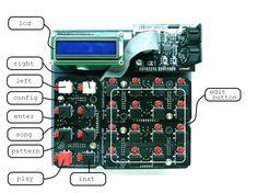 Square Sequencer - e-licktronic