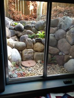 stone egress window well - Google Search