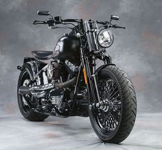 Custom Harley Davidson Cross Bones