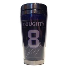 Tasse de Voyage de Drew Doughty #8 des Kings de Los Angeles.