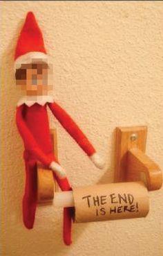 Shelf The Elf | Get Reindeer In Here!