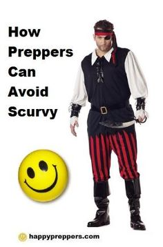 Preppers Guide: How to Avoid Scurvy: http://www.happypreppers.com/Scurvy.html