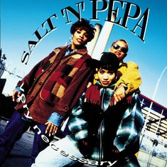 "Very Necessary is the fourth studio album by rap/hip-hop group Salt-n-Pepa. The album followed three compilation albums. Released in October 12, 1993. The album went on to become the most successful rap album by a female act. It was produced by Cheryl James (Salt), Sandy Denton (Pepa), Dee Dee ""Diedra"" Roper (Spinderella), and Hurby Azor. It resulted in several Billboard hits for the female hip-hop trio, including ""Shoop"" (their first top 5 pop hit, peaking at #4), ""Whatta Man"" (featuring…"