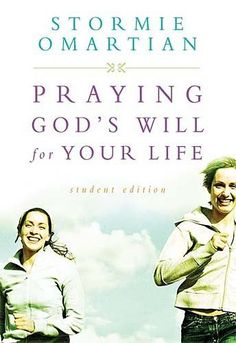 Praying God's Will For Your Life: Student Edition (Omartian, Stormie) by Stormie Omartian. $6.97. Series - Omartian, Stormie. Publication: March 10, 2004. Author: Stormie Omartian. Publisher: Thomas Nelson (March 10, 2004). Reading level: Ages 13 and up. Save 30% Off!