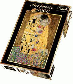 Puzzle Trefl 1000 el. 10291 Pocałunek