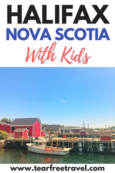 10 super fun (but totally cheap!) things to do in Halifax with kids - Tear Free Travel