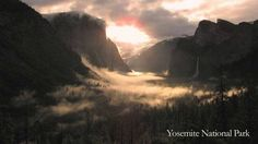 Yosemite National Park in Spring on Vimeo