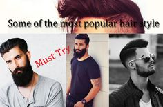 Hand picked mens hair styles just for you.