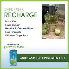 Refresh & Recharge Juice