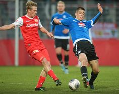 Zeitung WESTFALEN-BLATT: Arminia Bielefeld - DSC verliert knapp