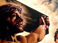 Jesus willingly went to the Cross ~ His sacrifice made in Love for all mankind