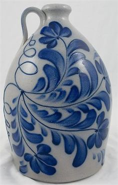 Google Image Result for http://www.eldrethpottery.com. Love this pattern