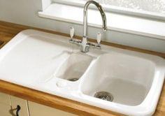 comment nettoyer un évier en résine sale ou taché