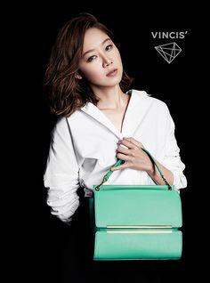 Gong Hyo Jin | VINCIS' F/W 2015