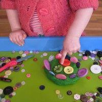 Great 3 year old activities! Love the rainbow salt tray idea!