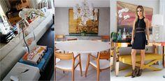 Casa de blogueira: Espetacular casa de Helena Lunardelli