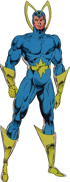 MARVEL - Starhawk - ORIGINAL GUARDIANS OF THE GALAXY/ AVENGERS