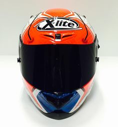 Racing Helmets Garage: X-lite X-802RR M.Rinaldi 2016 by Starline