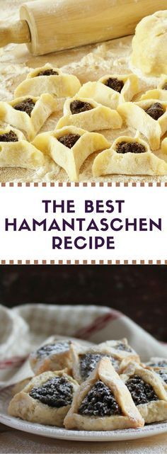 This Purim, make these no-fail hamantaschen cookies. Fill with nutella, poppy seed filling or your favorite jam!