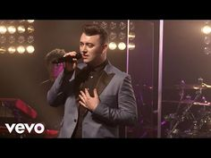Sam Smith - Writing's On The Wall (Live On The Graham Norton Show) - YouTube