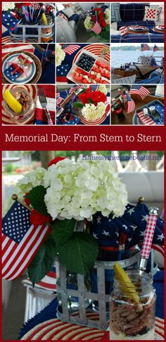memorial day advertising ideas