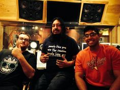"#ESAudio #RecordingStudio 's "" #Studio A "" was Rockin' Wednesday w/the #Band , "" #AdultEntertainment "":) #Rock On!:) www.ESAudio.com 2015"