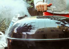 How to Turn Your Charcoal Grill into a Smoker