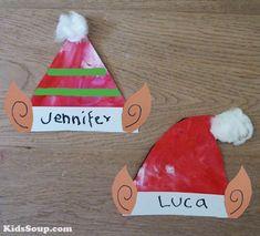 Elves and Elf on the Shelf in the Preschool and Kindergarten Classroom | KidsSoup