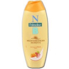 Palmolive shower 500ml Mediterranean Moments Abrikoos & Aardbei 8714789857633