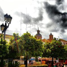 Plaza de la Constitución - Utrera