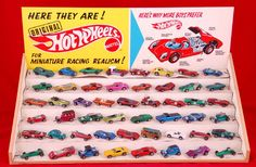Hot Wheels set sells for four grand! - Auction News