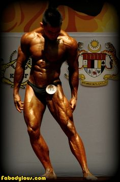 Me at Mr Kuala Lumpur 2012. Click to check out the full experience!    #bodybuilding #muscle #contest #bodybuilder #fitness #gym #motivation #training #strength #malaysia #kualalumpur