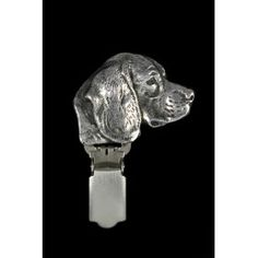 Clipring covered thin layer of silver Dog Lover Gifts, Dog Lovers, Beagle Dog, Woodcarving, Best Artist, Dog Supplies, Lion Sculpture, Statue, Handmade Gifts