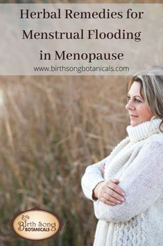 Perimenopause has many symptoms that get your attention and heavy bleeding is one that should make you pay attention! #menopause #perimenopause Low Estrogen, Female Hormones, Hot Flashes, Menstrual Cycle, Menopause, Herbal Remedies, Herbalism, Yoni Steam