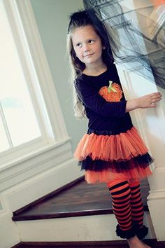 Halloween Markdowns! This Tiered Tutu is only $2.99.