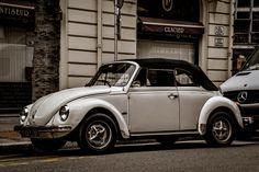 https://flic.kr/p/R1Wptj | Coccinelle cabriolet | Volkswagen Coccinelle cabriolet cet après-midi à Toulouse