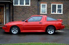 1986 Mitsubishi Starion Turbo ESI-R