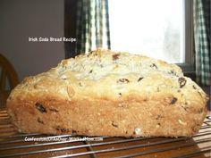 Simple Traditional Irish Soda Bread recipe