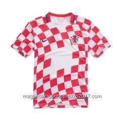 maglia home Croazia 2016