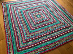 Crochet Healing Stitches XL Afghan | The Crochet Crowd