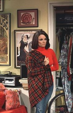 Rhoda so cool and boho. You gave us, who were never going to be as skinny as Mary, no matter how much grapefruit we ate; a voice.