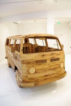 """Lee Stoetzel """"VW Bus"""""""
