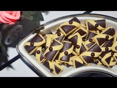 Indonesian Cookies Recipe, Cokies Recipes, Chocolate Sticks, Powdered Milk, Sponge Cake, Crepes, Oven, Food And Drink, Pudding