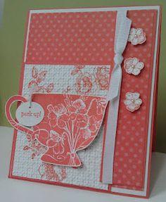 Tea Shoppe stamp set