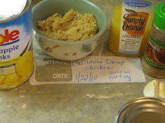 Recipes for You: Dump Chicken Freezer Meals