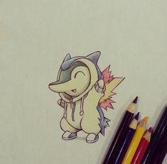 Lil Pokemon friends by itsbirdy (11) Tumblr
